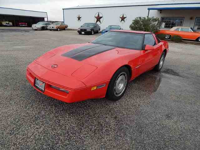 Picture of '87 Corvette - MVUY