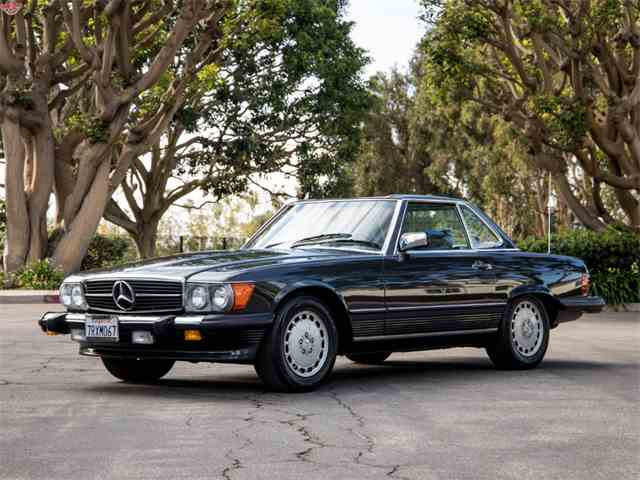 Picture of '89 560SL - MVV0