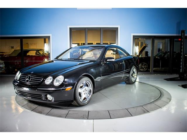 Picture of '01 CL600 - MVVQ