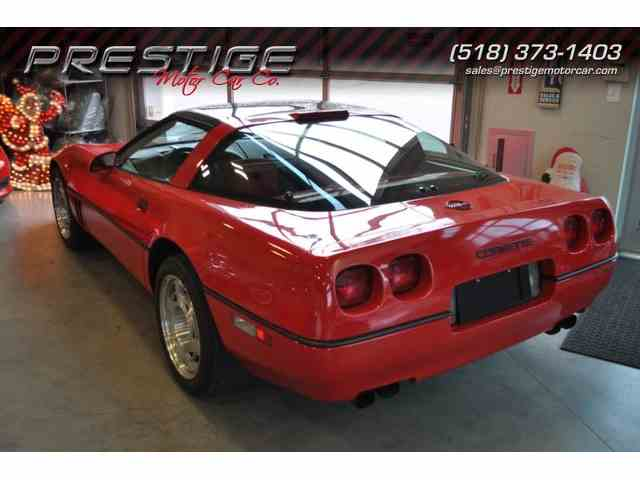 Picture of '90 Corvette - MVVV