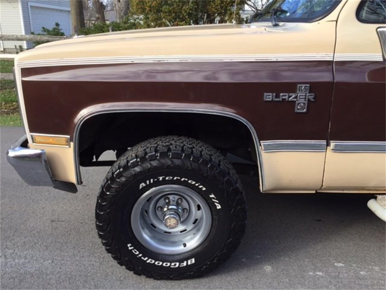 Large Picture of '88 Blazer - MVW0