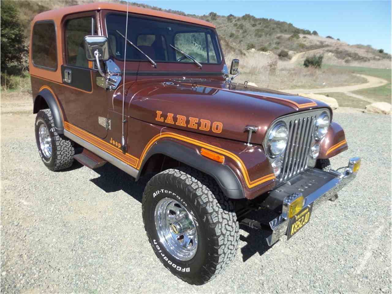 1983 Jeep CJ7 for Sale | ClicCars.com | CC-1067768