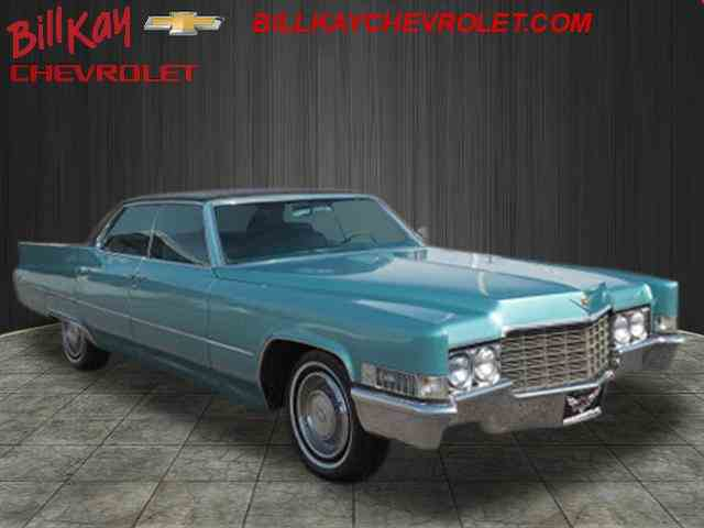 Picture of Classic 1969 DeVille located in Downers Grove Illinois - MVWM