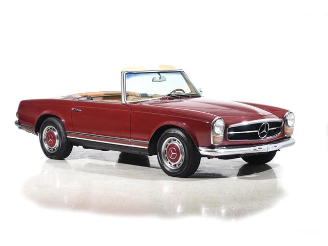 Picture of Classic '67 230SL Offered by  - MVWO
