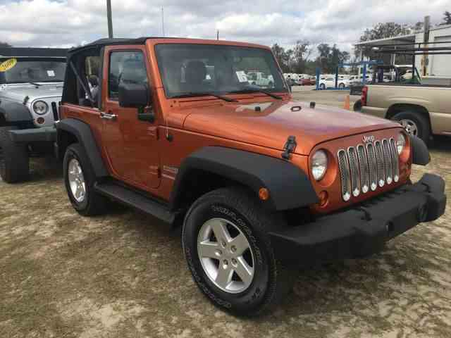 Picture of '10 Wrangler - MVWQ