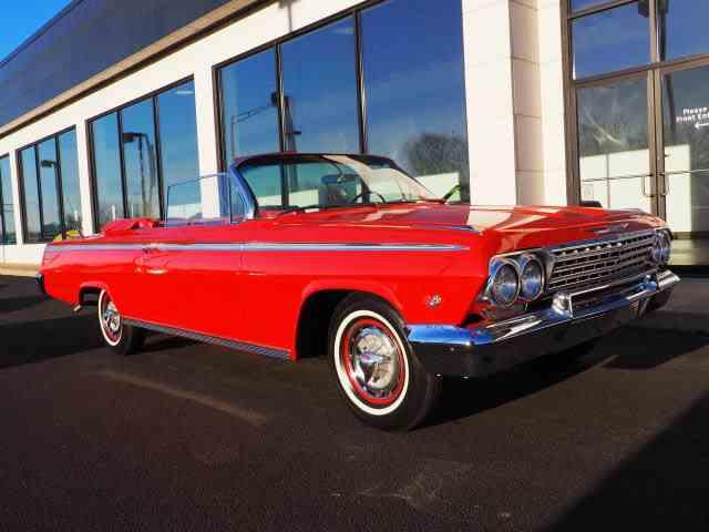 Picture of '62 Impala - MVWW
