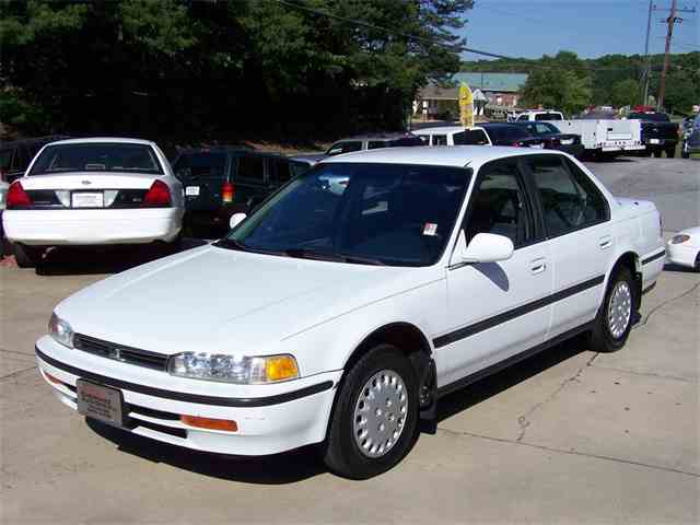 Picture of '92 Accord - MQI4