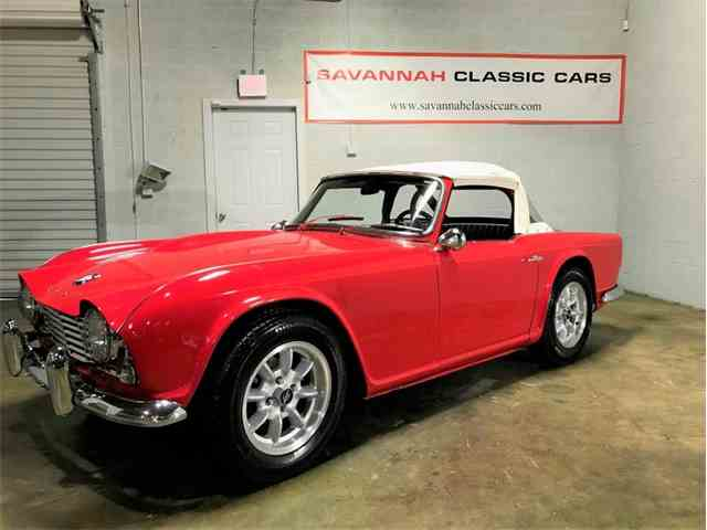 Picture of '63 TR4 - MVXD