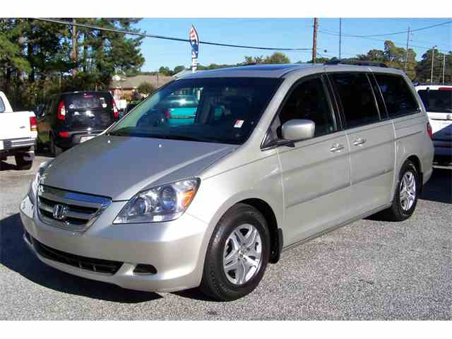 Picture of '06 Odyssey - MQI6