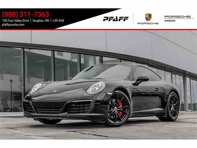 Picture of '17 911 Carrera S - $112,500.00 Offered by Pfaff Porsche - MVYS
