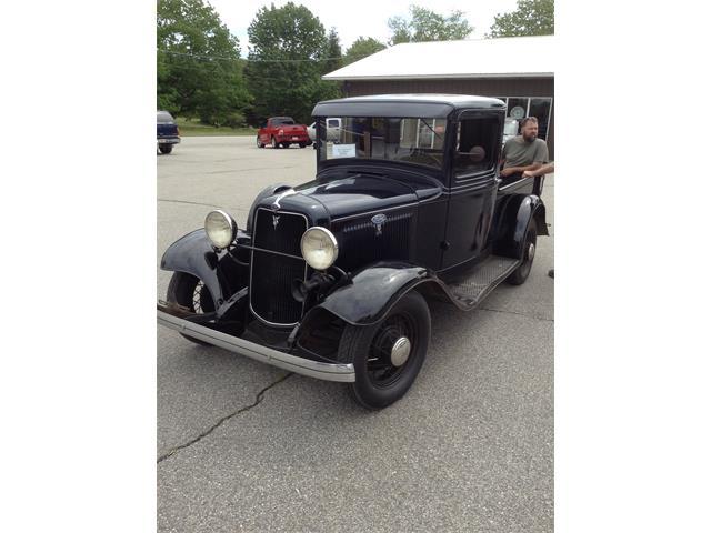 Picture of '34 Pickup - MVYU