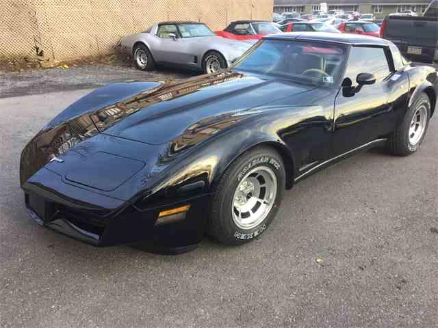 Picture of '80 Corvette - MVZ3