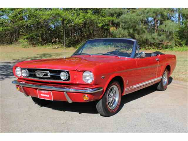 Picture of '66 Mustang - MVZY