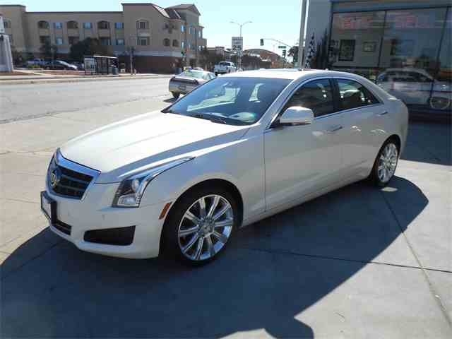 Picture of 2013 Cadillac Sedan located in Gilroy CALIFORNIA - $19,900.00 - MW06