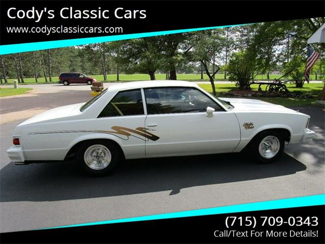Picture of '79 Malibu Classic located in Stanley Wisconsin Offered by  - MW09