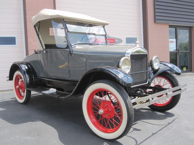 Picture of Classic 1927 Ford Model T located in Ontario Auction Vehicle - MW0T