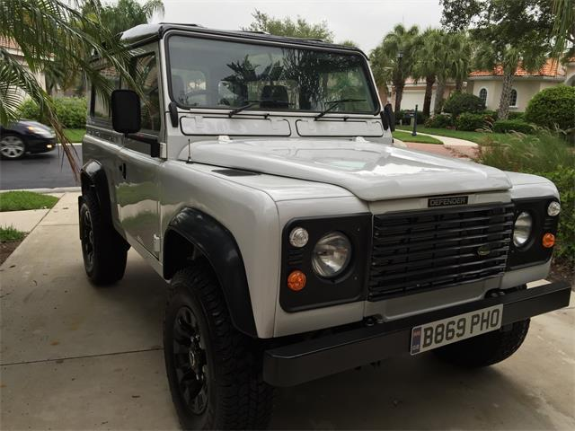 Picture of '84 Defender - MW0Y