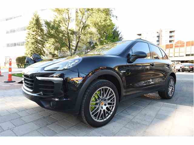 Picture of '15 Cayenne - MW16