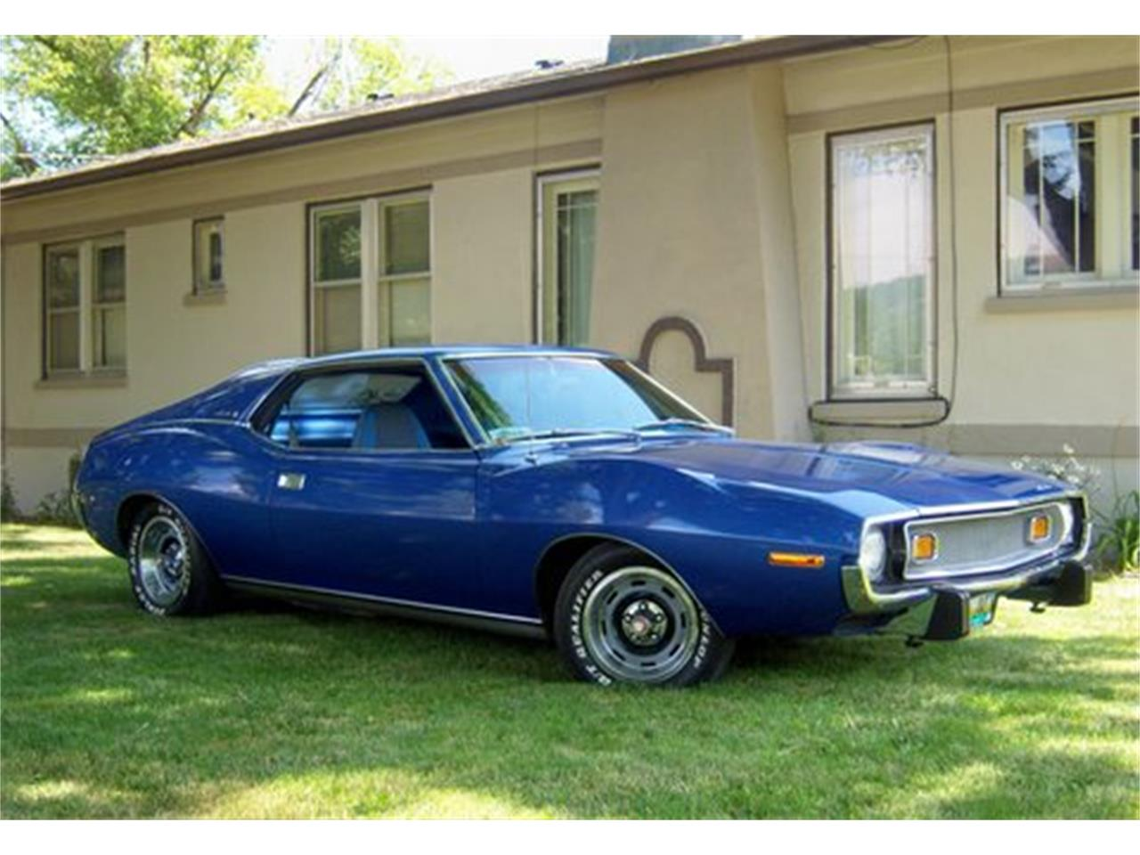Large Picture of '74 Javelin - MW1F