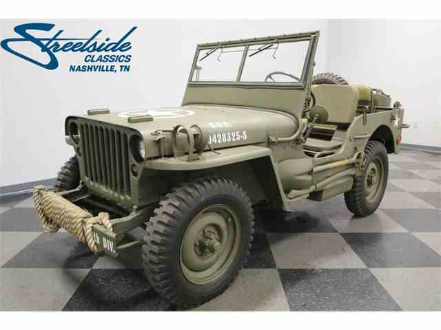 Picture of '43 GPW Jeep - MW1H