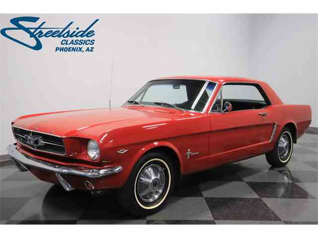 Picture of '65 Mustang - MW1Y