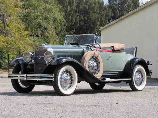 Picture of '30 President Roadster - MW2S