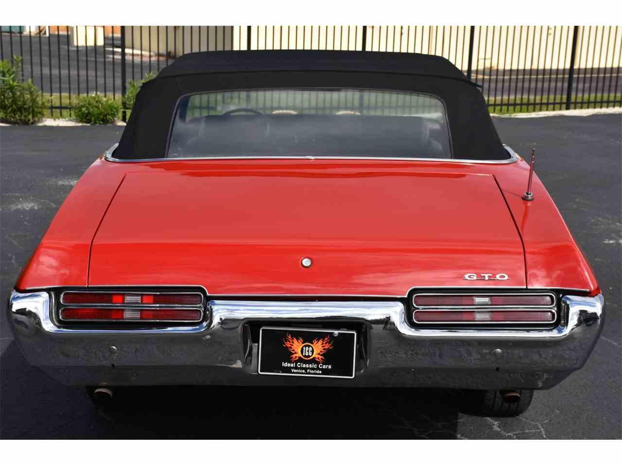 1969 Pontiac GTO for Sale | ClassicCars.com | CC-1068042