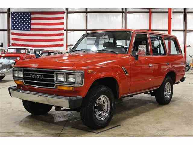 Picture of '90 Toyota Land Cruiser FJ - $20,900.00 Offered by  - MW4J