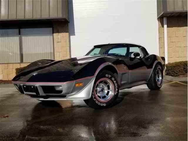 Picture of '78 Corvette - MW4X