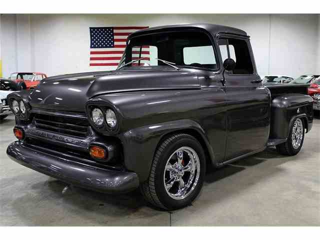 Picture of '58 Apache - MW5B