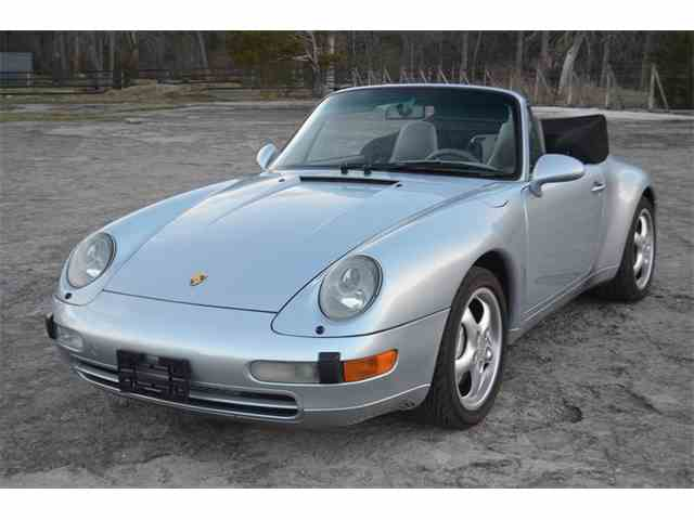 Picture of '95 Porsche 993 located in Tennessee - $46,500.00 Offered by Frazier Motor Car Company - MW5K