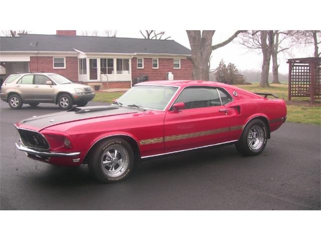 Picture of '69 Mustang - MW5V