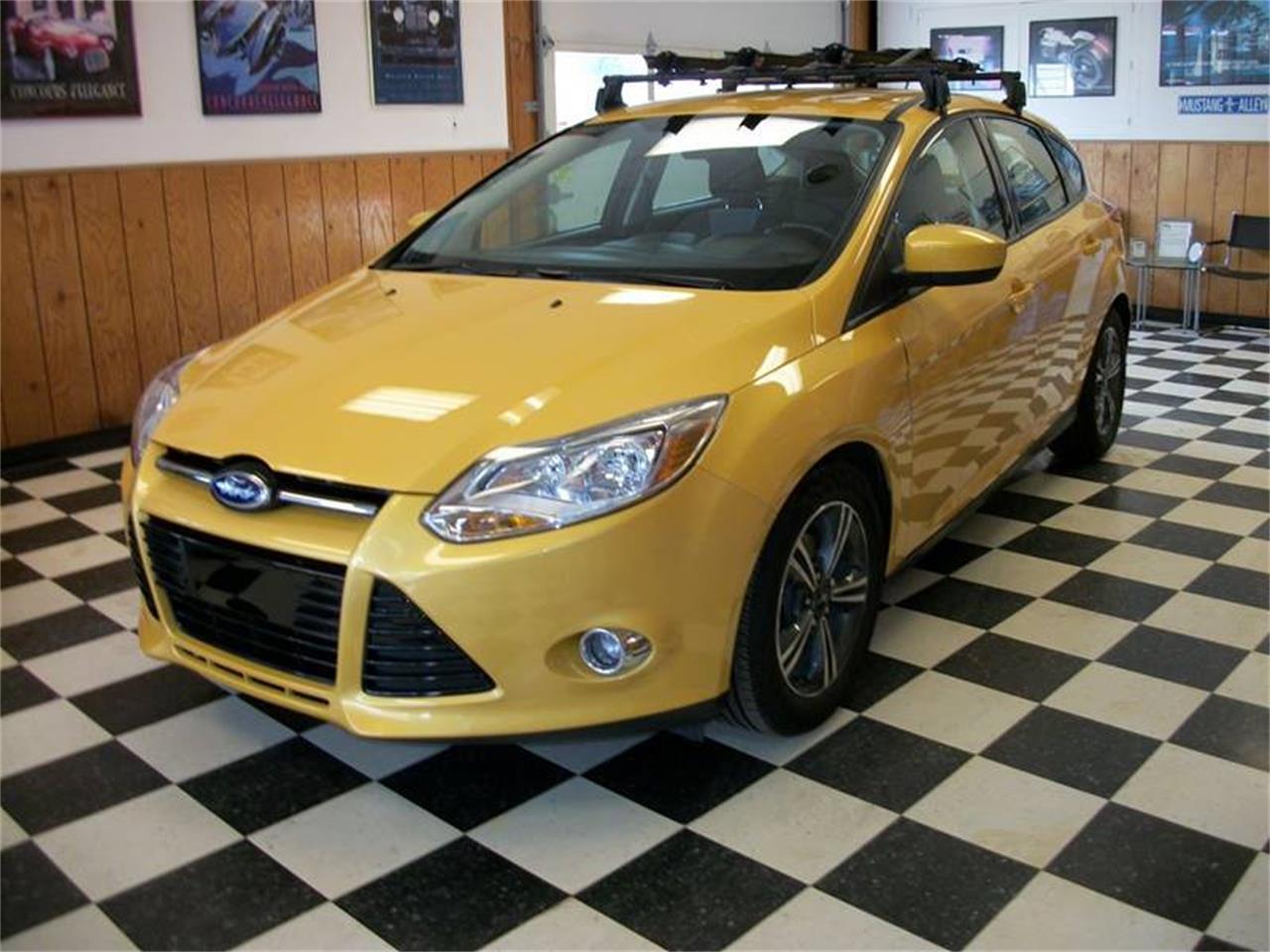 For Sale 2012 Ford Focus In Farmington Michigan