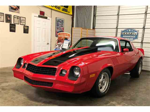Picture of '78 Camaro Z28 - MW6D