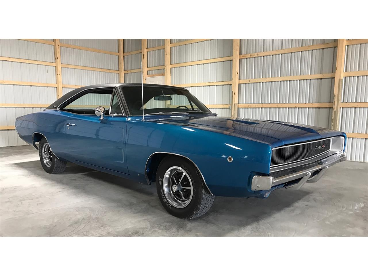 1968 Dodge Charger For Sale Cc 1068134 Drag Car Large Picture Of 68 5950000 Mw6e