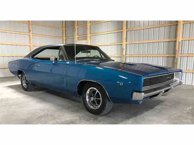 1968 Dodge Charger for Sale on ClicCars.com