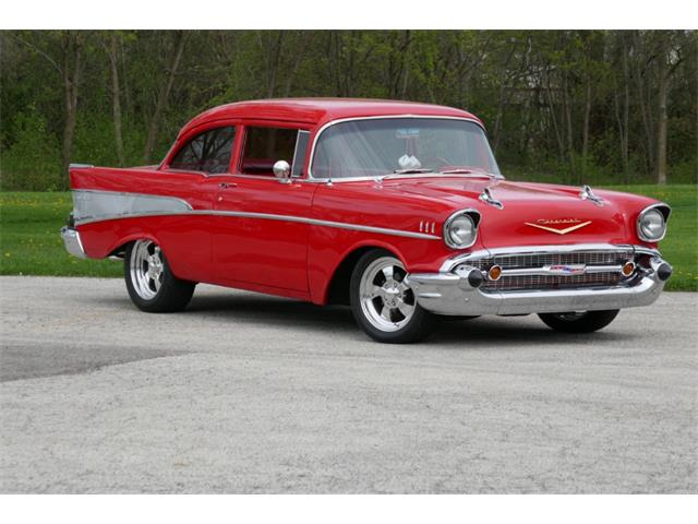 Picture of Classic '57 Chevrolet Bel Air located in Illinois Offered by  - MW6P