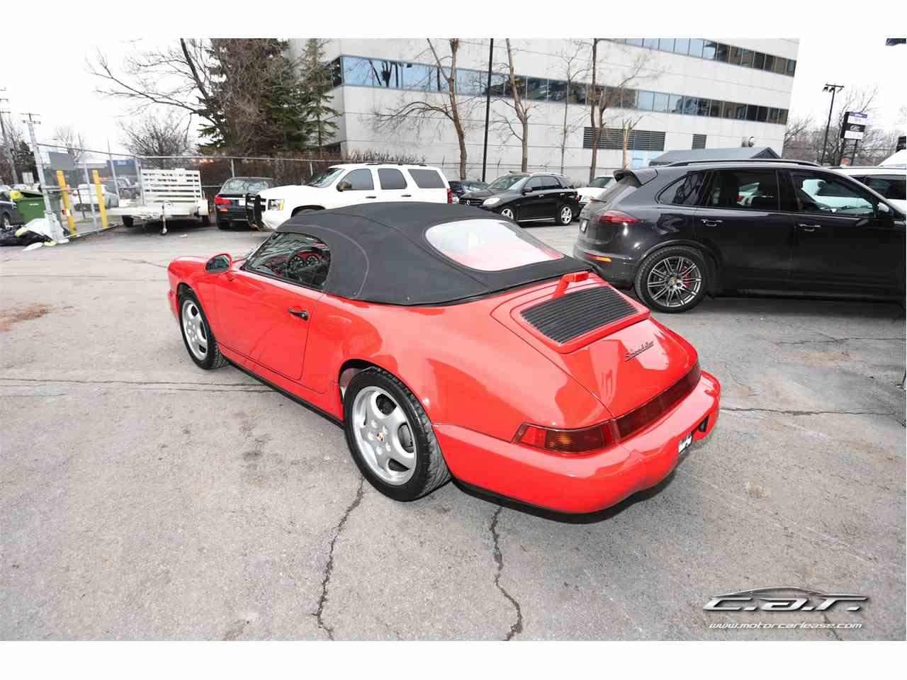 1994 Porsche 911 Speedster For Sale Classiccars Com Cc