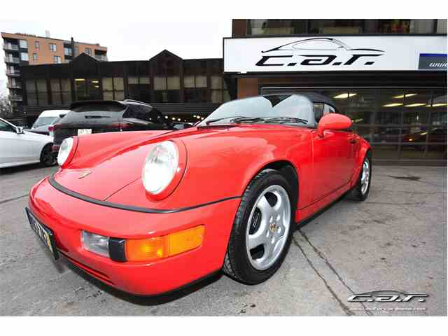 Picture of '94 911 Speedster - MW77