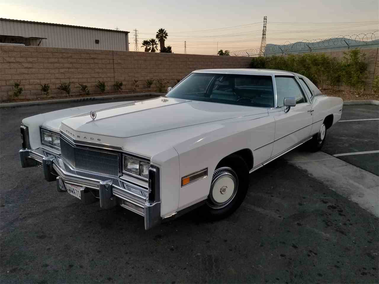 1977 cadillac eldorado for sale cc 1068185. Black Bedroom Furniture Sets. Home Design Ideas
