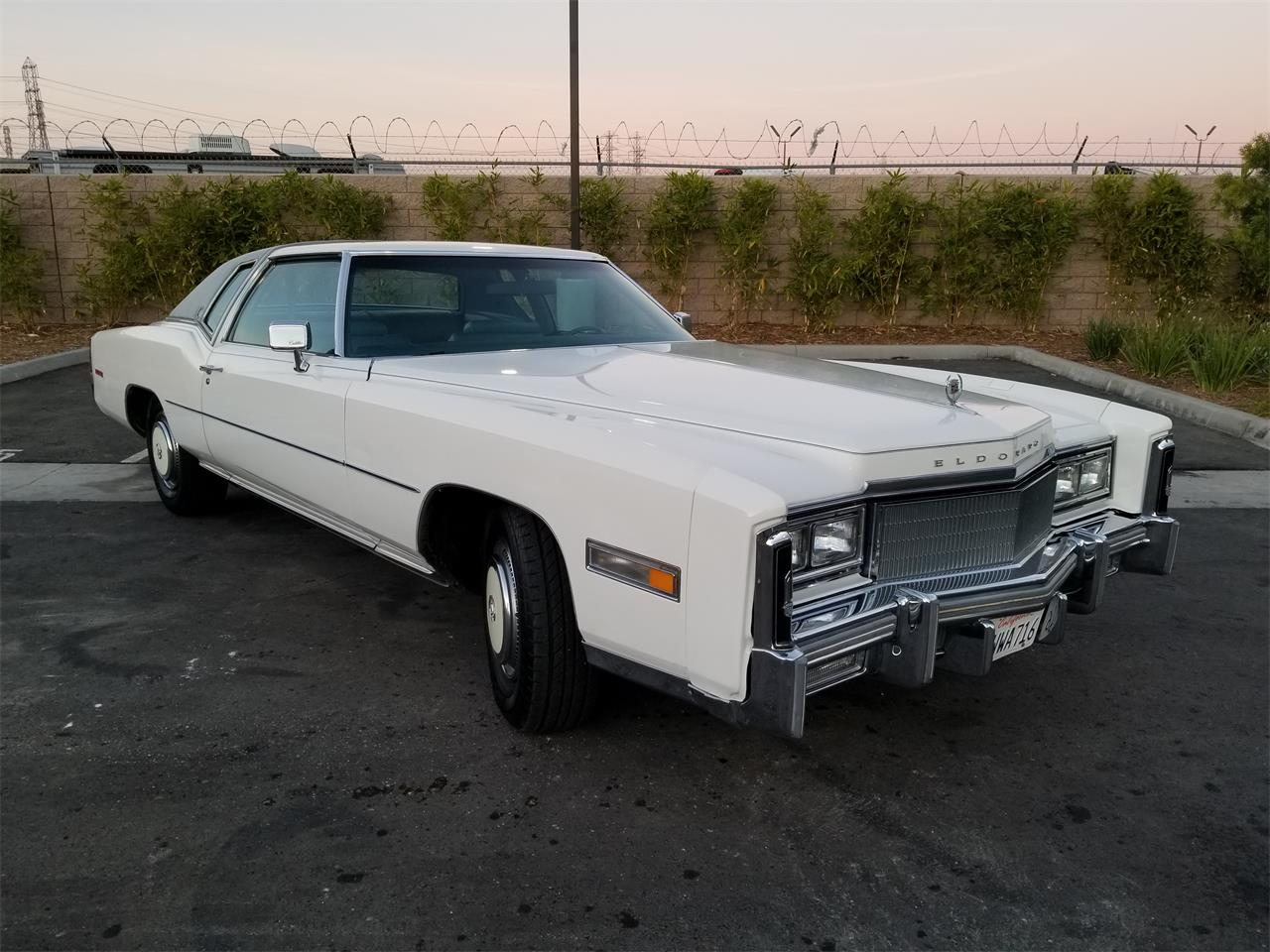 Large Picture of 1977 Eldorado - MW7T
