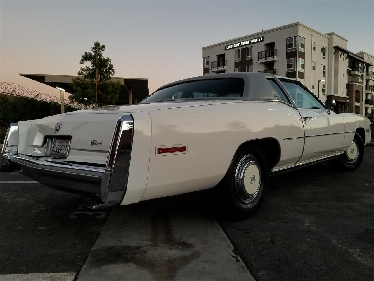 Large Picture of '77 Eldorado located in Anaheim California - MW7T