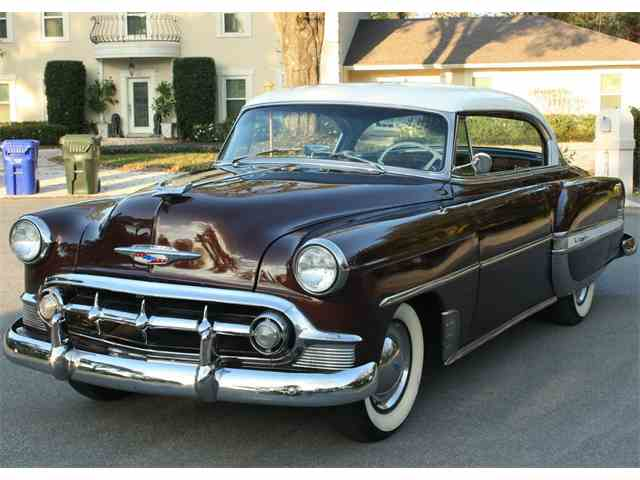 Picture of Classic 1953 Chevrolet Bel Air - $26,500.00 - MW8B
