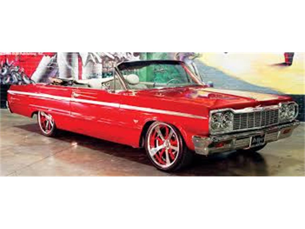 1964 Chevrolet Impala Ss For Sale Classiccarscom Cc 1068215