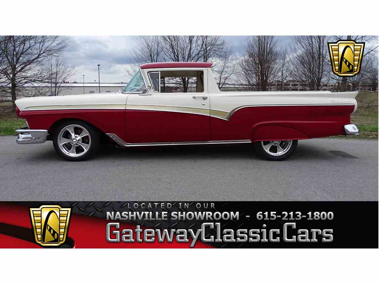 1957 Ford Ranchero for Sale | ClassicCars.com | CC-1068237