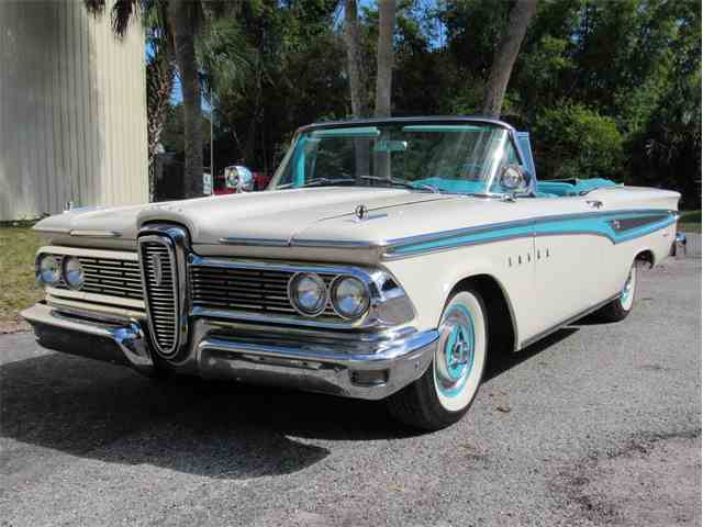 Picture of 1959 Edsel Corsair - $57,500.00 Offered by  - MQJC