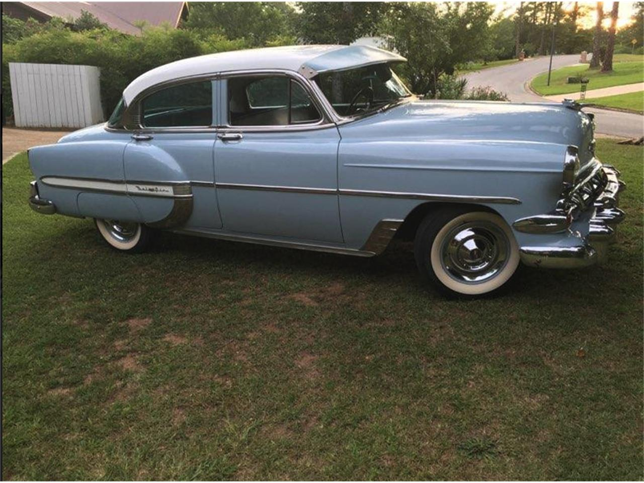 1954 Chevrolet Bel Air For Sale Cc 1060825 4 Door Large Picture Of 54 Mqjd