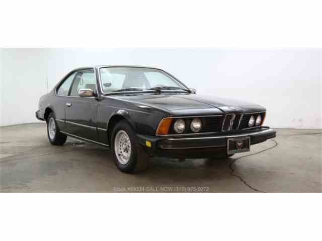 Picture of 1984 BMW 635 - $4,950.00 - MW9Z