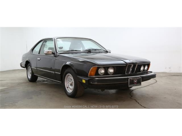 Picture of '84 BMW 635 located in Beverly Hills California - MW9Z
