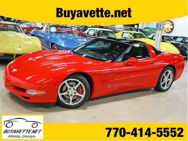 Picture of '03 Corvette - MWA2